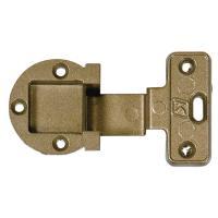 製品仕様  商品名  アングル丁番  寸法24×20mm  1個  材質 亜鉛ダイキャスト  色 仙...
