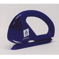 特長  粘着シートの離型紙を安全に切ることができるカッターです。  刃先が保護されているため、作業者...