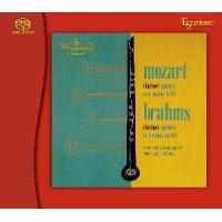 予約 ESOTERIC モーツァルト&ブラームス クラリネット五重奏曲(SACD)|inthemood555