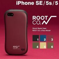 ROOTとiFace First Classのコラボレーションモデル、iPhoneSE/5s/5専用...