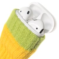Sox for AirPods は、AirPods をまるまるすっぽりカバーでき、お使いのAirPo...