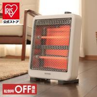瞬間暖房可能。 スイッチを入れてすぐにぽかぽか。 ・2段暖房切替(400W/800W) ・転倒OFF...