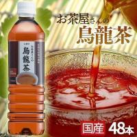 お茶 ペットボトル 500ml 48本 烏龍茶 ウーロン茶 LDCお茶屋さんの烏龍茶  LDC (D)