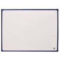 ホワイトボード アイリスオーヤマ 壁掛け マグネット マーカー ペン おしゃれ 予定表 幅約60×約45×厚さ約1.1 NWP-46
