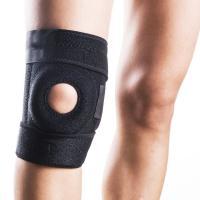 伸縮性に優れ、汗で蒸れないよう構造で通気性が抜群の足ひざ保護用サポーターです。 柔軟な特殊スプリング...