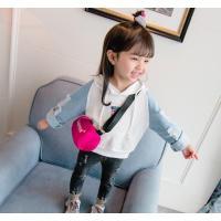 商品名 韓国子供服 デニム×スエット パーカー 女の子 キッズ 秋冬  ■サイズ(cm) 80:丈 ...