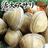 活大アサリ 1kg 6~8個 [大アサリ]