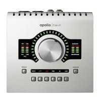 UNIVERSAL AUDIO Apollo Twinは、デスクトップでの音楽制作に特化した高品位オ...