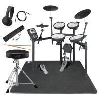 3シンバル ローランド Roland 【YRK】 オリジナルスターターパック TD-1KV 電子ドラム ドラムマット一括セット
