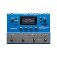 エフェクター感覚で接続できる新しいギター・シンセサイザー  専用ピックアップを必要とせず、標準ケーブ...
