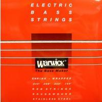 厳選された素材のみを使用したワーウィック製のニッケルエレキベース弦。 バランスの取れた倍音特性、そし...