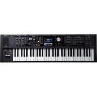 V-Combo VR-09は、ステージ即戦力重視のピアノ/オルガン/シンセのプロ・スペック音源を搭載...