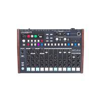 17種類の完全アナログ・ドラム/パーカッション、使いやすいシーケンサー、強力な接続性、2モードのSt...