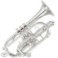 YCR-4330GSIIは、銀メッキ仕上げが音の深みと豊かな響きを与えてくれる一本です。 調子:B♭...