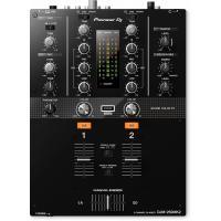 DJM-250 MK2は、スクラッチパフォーマンスに最適なパネルレイアウトとDJM-900NXS2に...