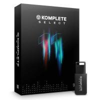 プロフェッショナルな音楽制作の入門に最適 KOMPLETE SELECTには、すぐに音楽制作に使用で...