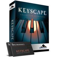 KEYSCAPEは、世界で最も巨大なコレクターキーボード楽器を集めた、類まれなヴァーチャル・インスト...