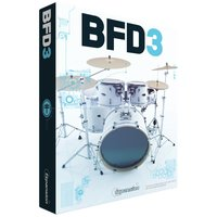 BFD3は、リアリティーを徹底的に追求したアコースティック・ドラム音源です。直感的なユーザー・インタ...