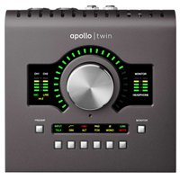 APOLLO TWIN MKII/DUO (SHARCプロセッサー2基搭載) ○APOLLO TWI...