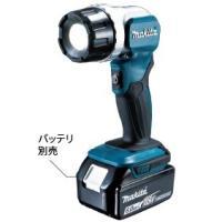 マキタ 14.4V/18V フラッシュライト ML808 本体のみ(バッテリ・充電器別売)