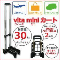 vita/コンパクト/旅行/買い物/ショッピング/キャンプ/ドライブ/荷物/機内持ち込み/ヴィータ ...