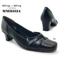 """安心の日本製、マドラス社""""missy""""のパンプス。  つま先はスクエアトゥで、靴の中全体に薄くウレタ..."""