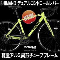 ロードバイク TRINX R600 商品仕様 形式TRINX-R600 モデル2016 形状ロードバ...