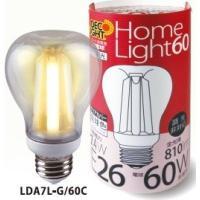 デコライト高輝度 電球型LEDランプ バラ1個  HomeLightシリーズは取り付ける照明器具を選...