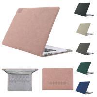 Surface Laptop 3 (13.5 インチ)/Laptop 2 /Laptop ケース/カバー 手帳型 レザー おしゃれ サーフェス ラップトップ2用 手帳型タイプ レザーケース/カバー