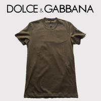 dolce&gabbana シンプルなロングTシャツ♪  【イタリア直輸入】ドルチェ&ガッバ...