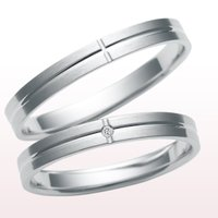 画像下(CN-027)のダイヤモンドリング 1本価格になります。22号〜26号のサイズのお値段はお問...