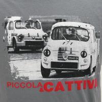 アバルト純正Tシャツ-CATTIVA-