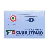フィアット FIAT 500 CLUB ITALIAマグネット