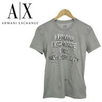 【送料無料】アルマーニ A|X 半袖Tシャツ メンズTシャツ  ・アルマーニのヤングラインとしてアメ...