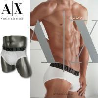 アルマーニ A|X メンズ下着 アンダーウェア  ARMANI EXCHANGEのメンズブリーフ  ...