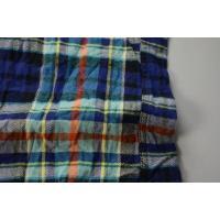 "【WINTER SALE】J.CREW / ジェイクルー / ウォッシュドフランネルワークシャツ ""スリムフィット"" / オーバーキャストブルー"