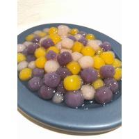 【3色セット】芋丸(10?)さつまいも1?・タロ芋1?・紫芋1?