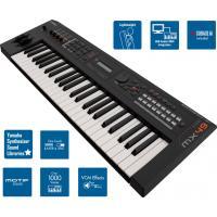 YAMAHA MX49 BK Synthesizer 49鍵盤  演奏に必要な基本操作には専用ボタン...