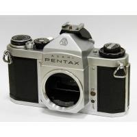 【ジャンク品】[マニュアルフォーカスフイルム一眼レフカメラ] ■ PENTAX SV ボディ[S/N...