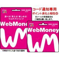 WebMoney(ウェブマネー) 5000P(5000円相当) 一部・全額Tポイント払い可能!  ※...