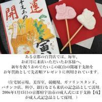 2021 正月 お年賀 開運干支飴(丑・牛)プチギフト お菓子 iwaiseika 06