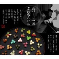 父の日 2020 プレゼント お菓子 父の日ギフト 京都 和菓子 彩り京飴セット 送料無料 iwaiseika 06