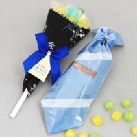 【父の日】キャンディーブーケハンカチ包みセット【送料無料】【限定50セット】|iwaiseika