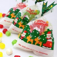 クリスマス プチギフト お菓子 クリスマスパック キャンディ|iwaiseika
