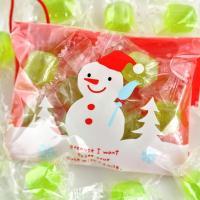 クリスマス オーナメント プチギフト お菓子 オーナメントキャンディー iwaiseika 03