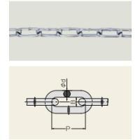 ●リンクチェーンは「玉掛け」「牽引」を目的とした吊具には使用しないでください。 ●線径及びピッチは商...