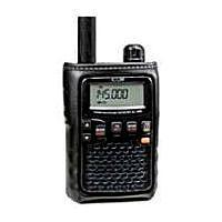 広帯域レシーバー IC-R5/IC-R6本体を埃や傷から保護するケース。 無線機本体は含みません。 ...