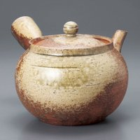 業務用食器 信楽急須(大)(信楽焼) 13.5×9.5cm・750cc 日本茶・茶道道具