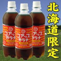 北海道限定の炭酸飲料 すっきり飲みやすい クセになる後味大人気ガラナです