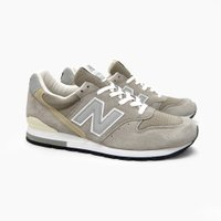 NEW BALANCE ニューバランス M996 MADE IN U.S.A. GREY M996G...